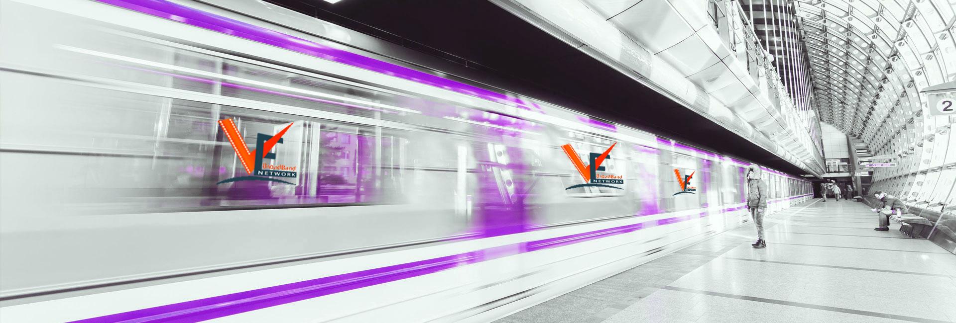 Welcome to VE Broadband Network